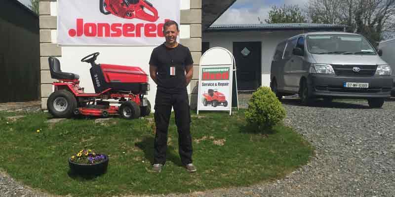 Tractor mower