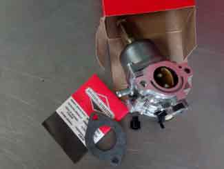 Mower carburetor
