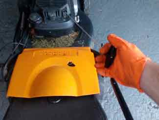 Push Mower Hard To Start When Hot | Solved - Lawnmowerfixed  com