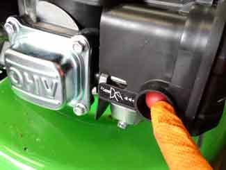 Easy Fix! | Lawn Mower Starts then Dies | Lawnmowerfixed  com