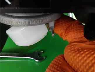 mower carburetor float