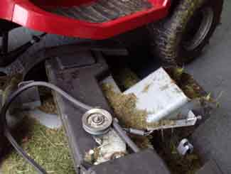 Mower Deck Belt Replacement - Easy with Lawnmowerfixed com