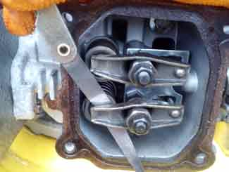 Mower valves