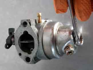 Honda mower carburetor