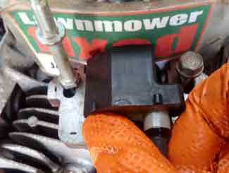 Honda engine coil