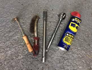 Mower tools