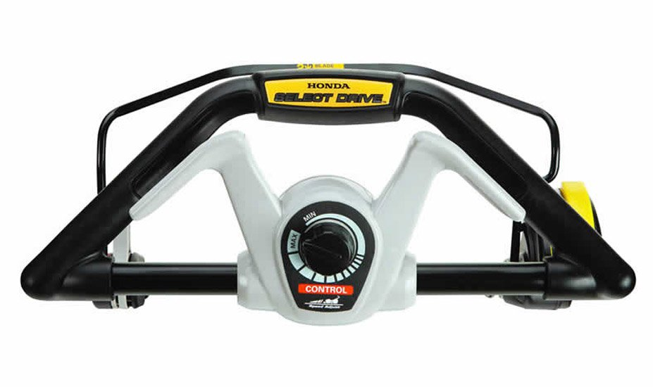 Honda Mower self drive console